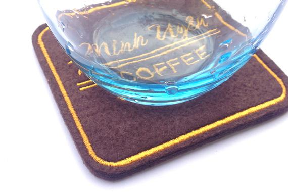 Lót ly cafe Minh Uyên
