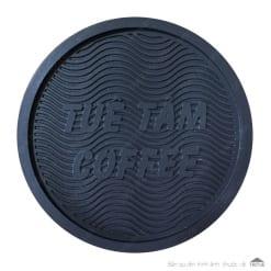 Lót ly nhựa dẻo giá rẻ cho quán Cafe