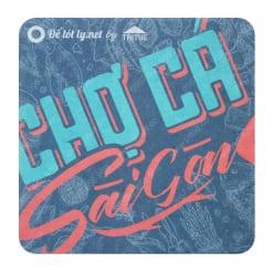 De lot ly giay Cho Ca Sai Gon